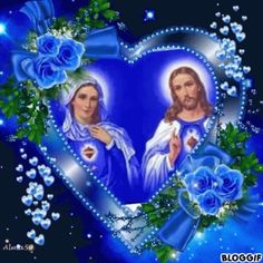 Jesus And Mary Pictures, Pictures Of Jesus Christ, Mary And Jesus, Jesus Is Lord, Apple Logo Wallpaper Iphone, Flower Phone Wallpaper, Miséricorde Divine, Easter Prayers, Jesus Drawings