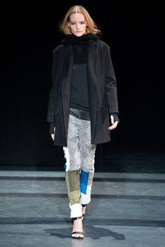 TIBI Donna Pret a porter New York - autunno inverno 2013  - Foto 1
