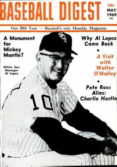 baseball digest covers | Baseball Digest - May 1969