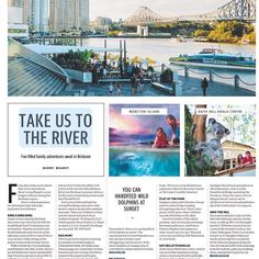 Looking for ways to keep the children entertained in #Brisbane during the #school holidays?  Here's some top tips from me in today's Sunday Mail @escapesnaps #brisbaneanyday #thisisqueensland