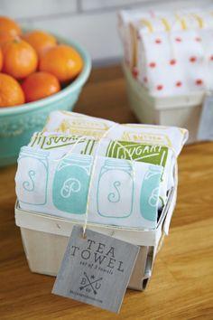 Belle & Union Tea Towels - available @ RPS www.rockpaperscissorsshop.com