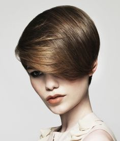 Many women fancy short hair styles because of the comfort, beauty and less work that comes with it, Asymmetrical Hairstyles, Cute Hairstyles For Short Hair, Hairstyles Haircuts, Pixie Haircuts, Fancy Short Hair, Short Hair Cuts, Short Hair Styles, Pixie Cuts, Haircut For Square Face