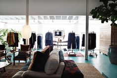 Citizens of Humanity's First-Ever Pop-Up Opens on Beverly - Pop-Up Shops - Racked LA