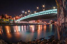 Erfahrungsbericht: Zenitar Fisheye 16mm F2.8, Nachtaufnahme, Nachtfotografie, Wien, Wien bei Nacht, Donaukanal Sydney Harbour Bridge, Lost Places, Tricks, Photography, Travel, Life, Drawing Reference, Pictures, Creative Photography