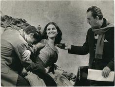 Alain Delon, Claudia Cardinale, Luchino Visconti Il gattopardo 1963
