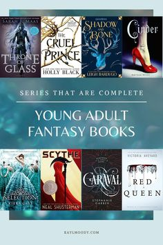 Best Young Adult Fantasy Book Series - Kay L Moody Adult Fantasy Books, Fantasy Books To Read, Best Books To Read, Ya Books, Book Club Books, Book Lists, Good Books, Best Fantasy Book Series, Books For Teens
