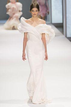 Défilé Ralph & Russo printemps-été 2015 Haute couture   Le Figaro Madame