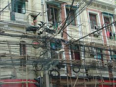 japanese power lines - Google Search