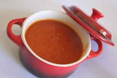 Roasted Tomato Soup- Must make this