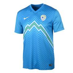 Nike Slowenien Auswärts Trikot 2014/2015 - kaufen & bestellen im BILD Shop