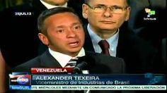 Estratégico, ingreso de Venezuela a Mercosur: Brasil
