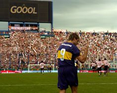 Martin Palermo-The Boca legend