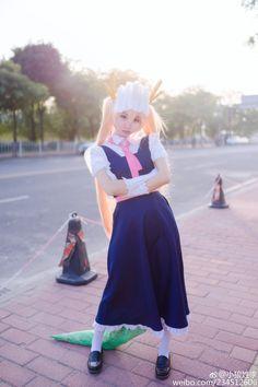 Tohru cosplay