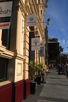 Our new offices in the centre of Balmain's vibrant Darling St.   Can't miss us.