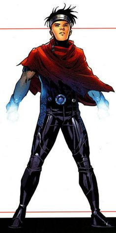 Wiccan of the Young Avengers