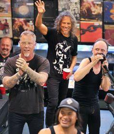 Metallica, April 16, 2016