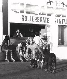 People of Venice Beach, 1970s - Retronaut