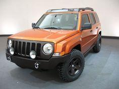 2006 SEMA Show: Jeep Patriot