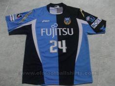 Kawasaki Frontale Casa camisa de futebol 2009 - ?