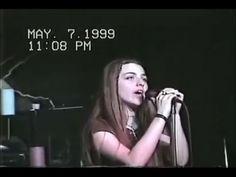 Evanescence Live at Vino's Bar Little Rock, AR 1999 Full Show RARE - YouTube