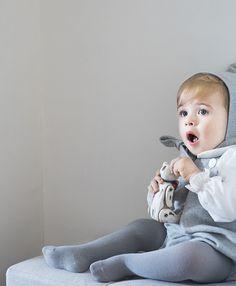 Pinocho Espiga Gris - Clotina Moda Infantil