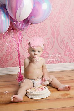 1st birthday / photography / simone.trahan.photography
