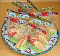traktatie koekjes by de pretmeloen, via Flickr