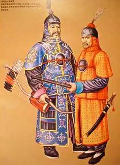 Qing Dynasty Uniform