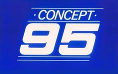 www.DAFVERZAMELAAR.JONGERENWEBSITE.nl - daf concept 95 Concept, Logos, Logo, Legos