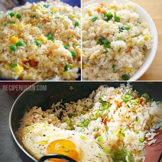 Use the kind of rice that is not too sticky when cooked. Avoid using Japanese sticky rice, use the rice grains that loosens easily when cooked. The garlic is the main ingredient in this sinangag recipe well aside from the rice. The fried garlic gives an irresistible aroma and a distinctive flavor. Sinangag is best paired with fried eggs and cured Beef or Tapa. Thus, the name Tapsilog or Tapa, Sinangag and Egg (fried rice).