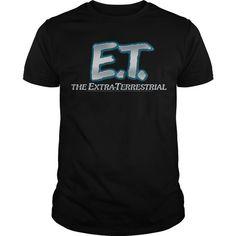 ET Logo - #design t shirts #cotton. ORDER HERE => https://www.sunfrog.com/Movies/ET-Logo.html?id=60505