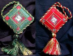 Holiday Splendor Ornaments