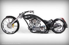 Paul Jr. Designs Cadillac CTS-V Bike