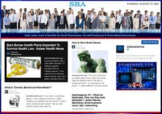 Small Business News : Tuesday August 27, 2013
