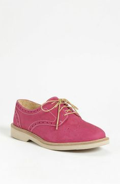 Halogen® 'Lindy' Oxford available at #Nordstrom  don't know why, but I love these colorful oxfords for women