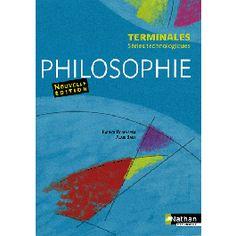 Philosophie - Terminale Série technologique