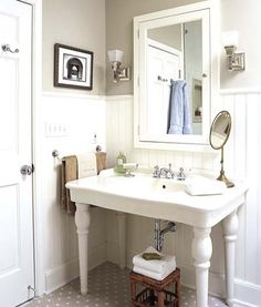 Bathroom Designing Ideas: Vintage Bathroom Sink
