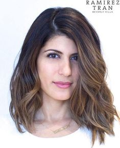 Medium Length Haircuts For Thick Wavy Hair