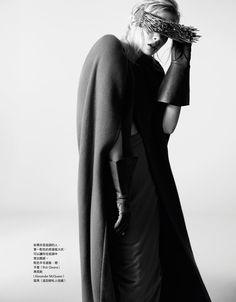 Sophie Srej by Ceen Wahren for Vogue Taiwan November 2011