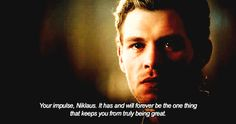 Klaus and his father