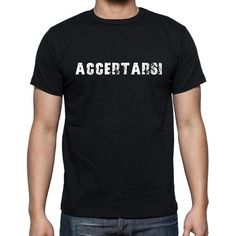 #maglietta #accertarsi #uomini #parola Maglietta nera Obsession! Trovare questo e molti altri qui -> https://www.teeshirtee.com/collections/men-italian-dictionary-black/products/accertarsi-mens-short-sleeve-rounded-neck-t-shirt