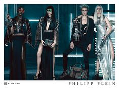 913b6aa2fe 25 Best Philipp Plein images in 2016 | Advertising Campaign, Couture ...