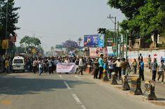 O problema das Greves no Nepal