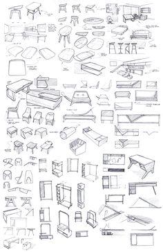 Sketches by Martin Luu