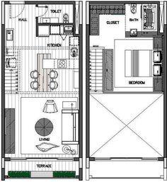Este loft de 100 m2 se encuentra en la ciudad brasileña de Sao Paulo y por su interiorismo diría que su propietario es un hombre. El e...