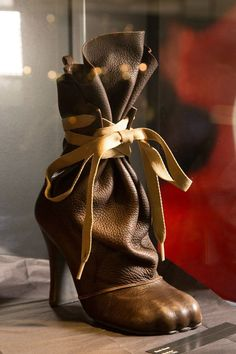 Vivienne Westwood Shoes An Exhibition 1973-2014, Thailand