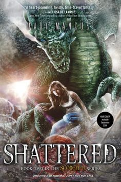 Tome Tender: Shattered by Mari Mancusi (Scorched #2)