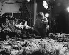 Filming Skydiver (from Gerry Anderson's UFO)