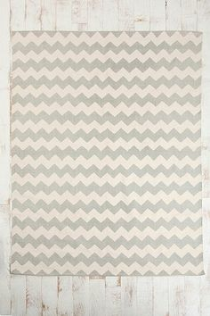 Zigzag Rug - Urban Outfitters