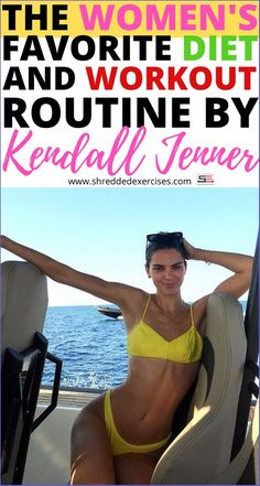 Lose Weight Naturally, Ways To Lose Weight, Weight Loss Program, Weight Loss Tips, Kendall Jenner Workout, Diets For Women, High Intensity Interval Training, Losing 10 Pounds, Burn Calories